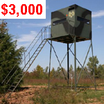 Texas Wildlife Supply Monster Blinds